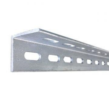angle iron price metal mild equal hot rolled galvanized perforated steel angle bar