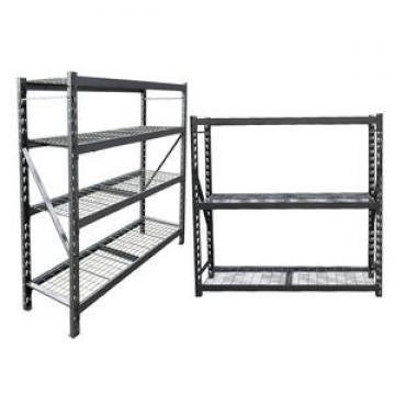 TC4832 Heavy Duty Wire Shelving System, 4-Tier,Black Steel 4-Shelf Shelving Unit 2Black Steel Storage Rack,