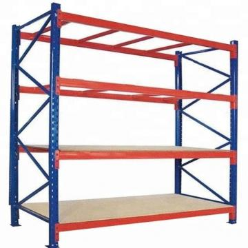 Industrial cold rolled metal storage rack Selective Pallet Racking