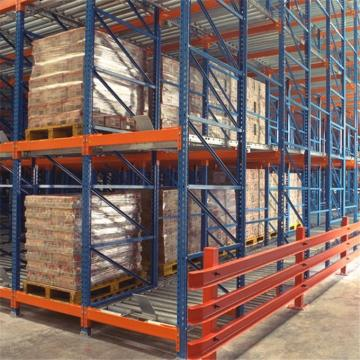 DY190 Galvanized Sliding Industrial Roller Track for Pipe Rack System