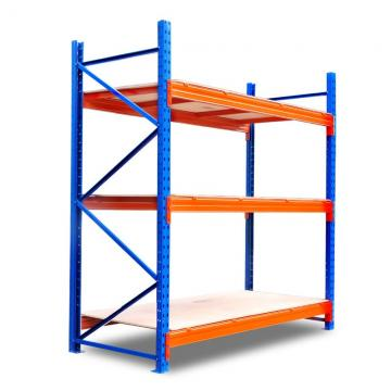 Durable Heavy Duty 4 Tier Metal Shelves Frame Shelving for Shop