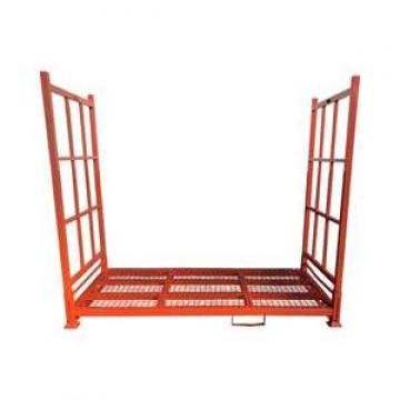 Heavy Duty High Quality Industrial Standard Steel Pallets Industry Steel Pallets Racking System For Heavy Goods