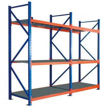 size customized garage storage work shop warehouse multilayer storage rack high quality heavy duty knockdown shelf