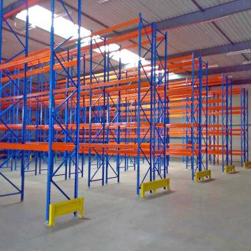 Industrial Warehouse Steel drive-in pallet rack